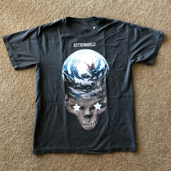 205c508db759 Travis Scott Shirts | Authentic Astroworld Tshirt | Poshmark